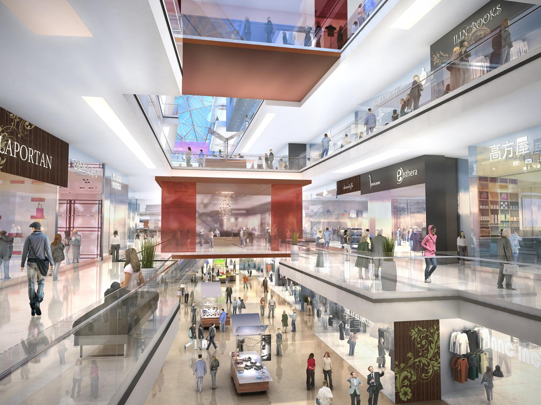 捷得建筑师事务所(jerde) 担纲整体规划设计大型生态城市综合体开发项