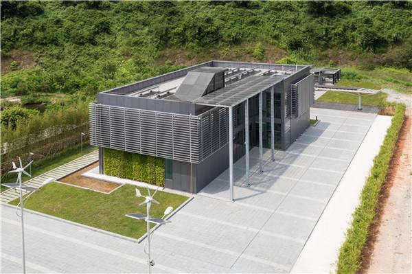 广日电气新能源研究中心-建筑技艺-原建筑技术与设计