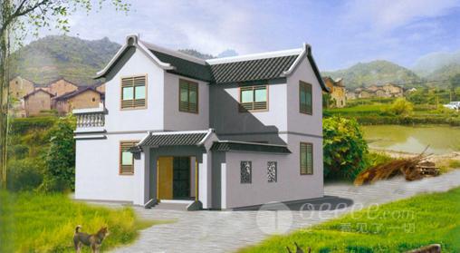 湛江农村房屋设计图