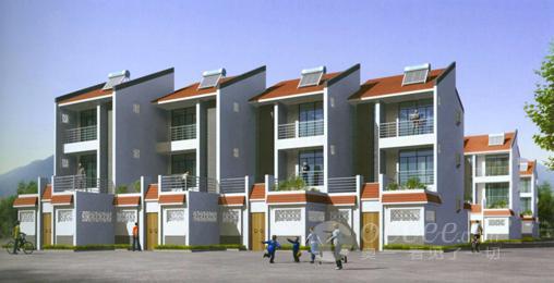 岭南新民居设计图集首发 四市试点带动全省-新闻中心