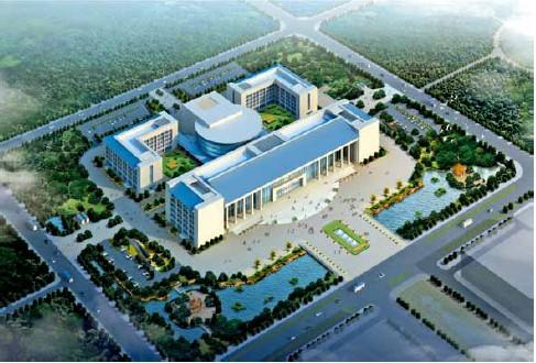对建筑地域文化的理解——井冈山市民中心设计