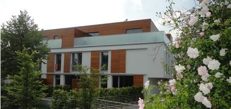 9,10月德国被动式建筑设计交流(课程项目)
